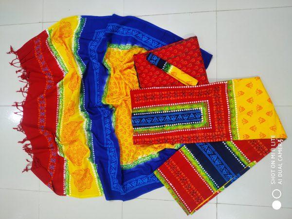 three piece, banglars